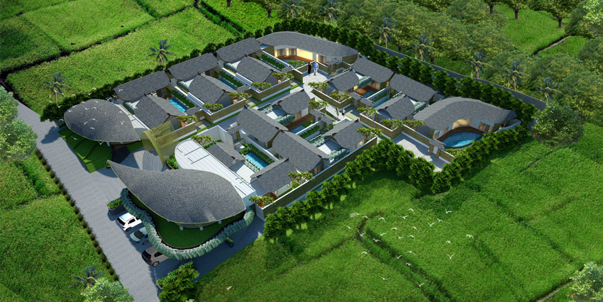 Daun Lebar Villas & Wellness Retreat