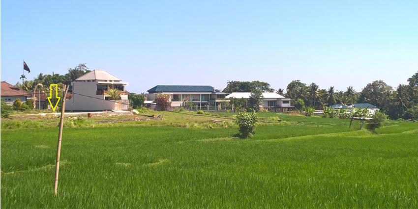 400 m2 Canggu Tumbak Bayuh