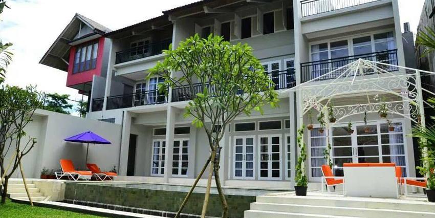 Exclusive Villa Taman Mumbul