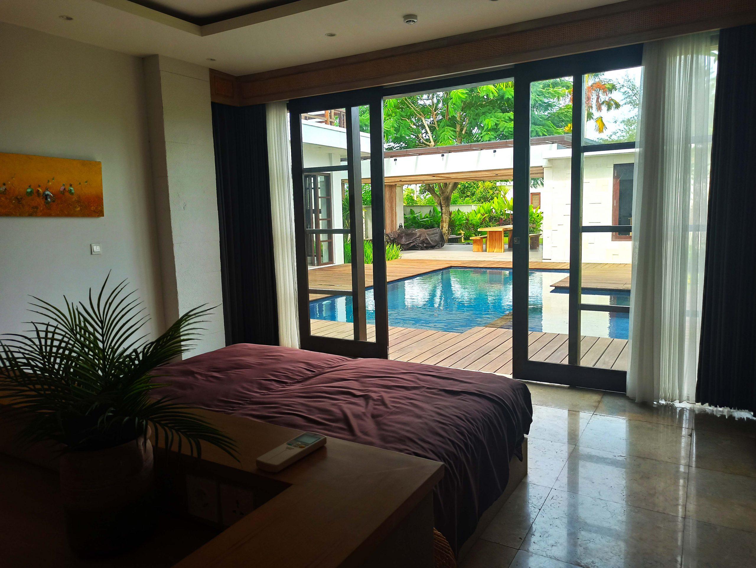luxury villa at Ungasan